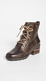 Sorel Cate Lace Up Boots