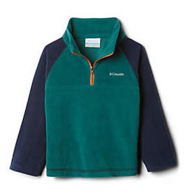 Columbia Boys' Toddler Glacial™ 1/4 Zip Fleece Pul