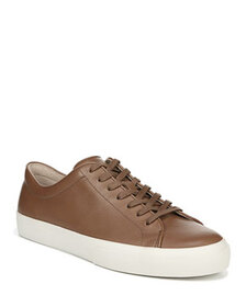 Vince Men's Farrell Smooth Leather Low-Top Sneaker