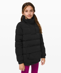 Lulu Lemon Strike Out The Cold Pullover | Girls' H