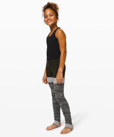 Lulu Lemon Naturally Nice Legwarmer - Girls | Girl