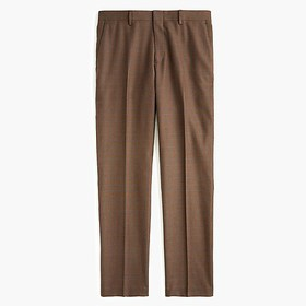 J. Crew Ludlow Slim-fit unstructured suit pant in