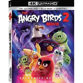 The Angry Birds Movie 2 (4K Ultra HD + Blu-ray + D