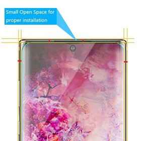 Insten 3D Curved Tempered Glass LCD Screen Protect