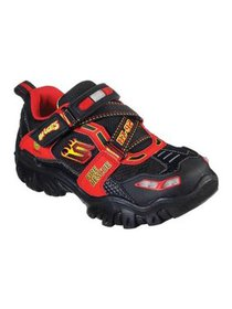 Boys' Skechers Hot Lights Damager III Fire Stopper