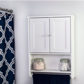 Ktaxon Bathroom Wall Cabinet Mount Hanging Storage