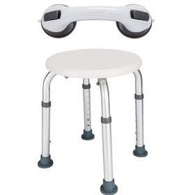 Zimtown Adjustable 7 Height Medical Elderly Bath C