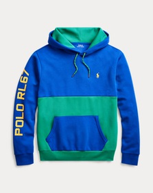[object Object] Color-Blocked Hoodie