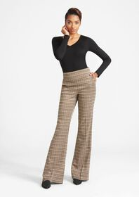 Tall Booty Knit Flare Pants