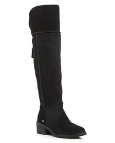 COACH - Women's Janelle Shearling Over-the-Knee Bo