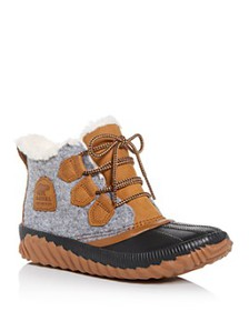 Sorel - Women's Out N About Plus Waterproof Cold-W
