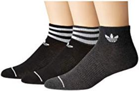 adidas Originals Originals 3-Pack Low Cut Socks