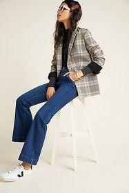 Anthropologie Pilcro High-Rise Bootcut Jeans