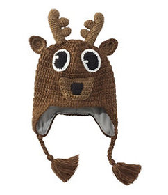 LL Bean Toddlers' Critter Hat, Moose