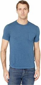 John Varvatos Star U.S.A. Ames Short Sleeve Burnou
