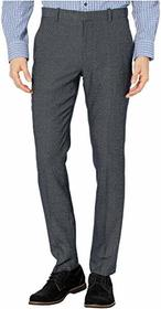 Perry Ellis Portfolio Very Slim Heathered Pattern