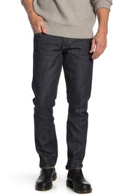 PAIGE Federal Straight Jeans