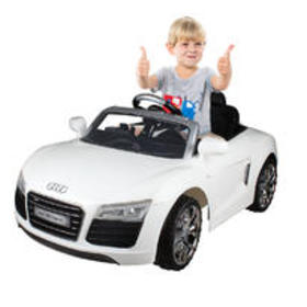 Goplus Audi R8 Spyder 12V Electric Kids Ride...