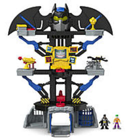 Imaginext DC Super Friends Transforming...