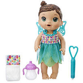 Baby Alive Face Paint Fairy Doll - Brunette