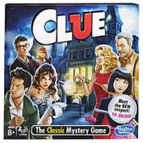 Hasbro Clue Game