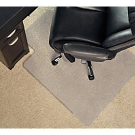Realspace Heavy Duty Chair Mat With