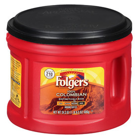 Folgers Coffee Colombian