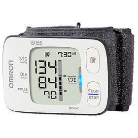 Omron 7 Series Wrist Blood Pressure Monitor, Model