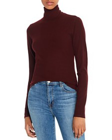7 For All Mankind - Ribbed Turtleneck Top