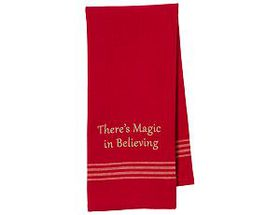 Park Designs There's Magic in Believing Dish Towel