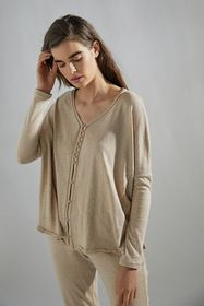 Out From Under Lovely Day Drop Shoulder Cardigan