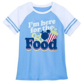 Disney Disney Parks ''I'm here for the Food'' Foot