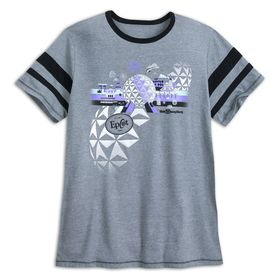 Disney Epcot Athletic Jersey T-Shirt for Adults –