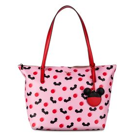 [object Object] Mickey Mouse Ear Hat Tote by kate