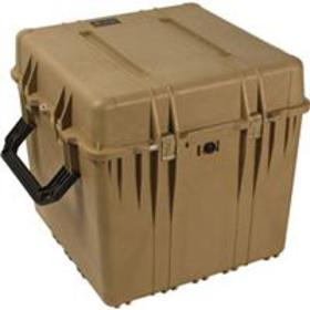 """Pelican 0340 18"""" Cube Watertight Case with Cubed F"""
