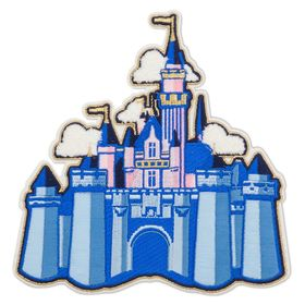 Disney Sleeping Beauty Castle Patched – Disneyland