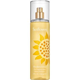 Elizabeth Arden Sunflowers Perfume Body Mist Spray
