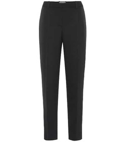 Givenchy High-rise wool pants