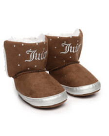 Juicy Couture baby burbank boots (1-4)