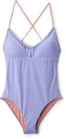 Patagonia Glassy Dawn One-Piece Swimsuit - Women's