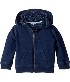 Splendid Littles Always Baby French Terry Indigo H