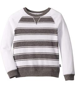 Splendid Littles Yarn-Dyed Stripe Raglan Sweatshir