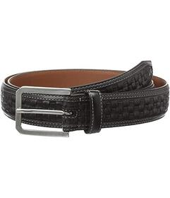 Johnston & Murphy New Woven Belt