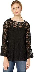 NIC+ZOE Lovely Lace Top