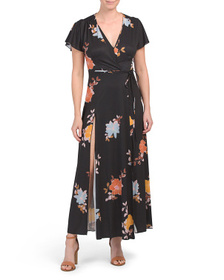 FRENCH CONNECTION Shikoku Maxi Dress