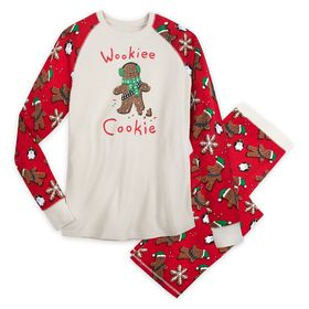 Disney Chewbacca Holiday Pajama Set for Men by Mun