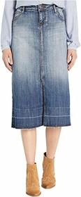 Stetson Stretch Denim Skirt