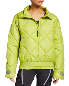 adidas by Stella McCartney Padded Pull-On Active P