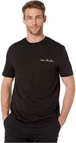 Calvin Klein Chainstitch Logo Tee