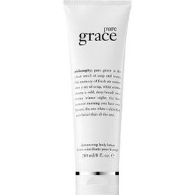 Philosophy Pure Grace Shimmering Body Lotion, 8 Oz